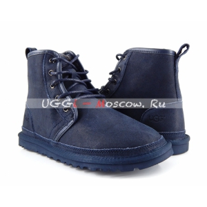 Ugg Men HARKIEY WATERPROOF Bomber - Navy