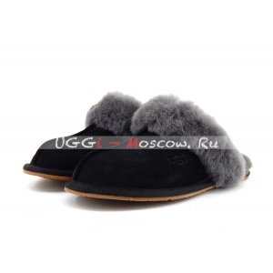 Ugg Slipper SCUFFETTE II - Black