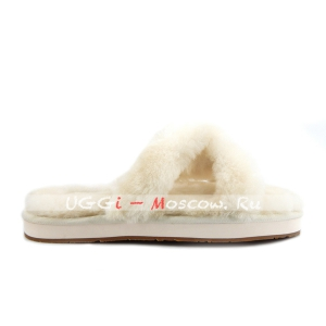 Ugg Slipper ABELA - White