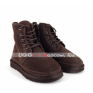Ugg Kids Boots Harkley II - Chocolate