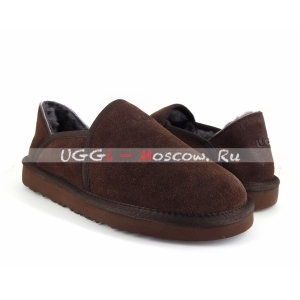 Ugg Men Slip-On KENTON - Chocolate