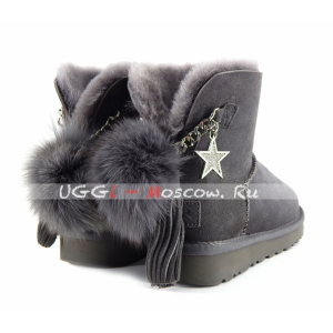 Ugg Women Mini ZANOTTI - Grey