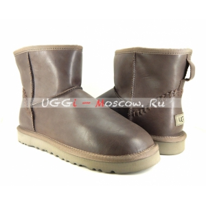 Ugg Men Classic Mini DECO NEW - Grey