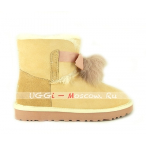 Ugg Women Gita NEW - Oil Yellow