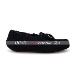 Ugg Women Moccasins Dakota PEARE - Black