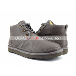 Ugg Mens Boots Neumel II Metallic - Grey