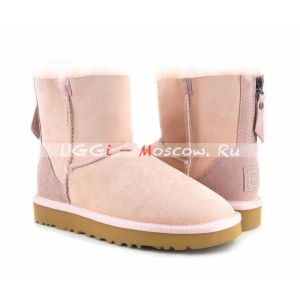 Ugg Women Mini II ZIP - Pink