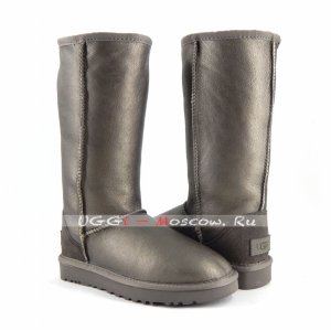 Ugg Women Tall II Metallic - Pewter