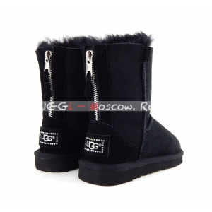 UGG Kids ZIP - Black