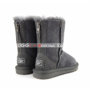 UGG Kids ZIP - Grey