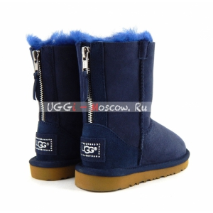 UGG Kids ZIP - Navy