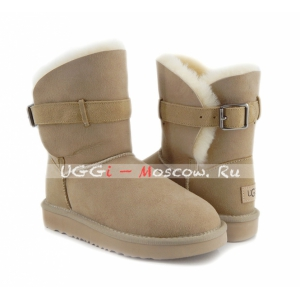 Ugg Women Short II DAULYN - Sand