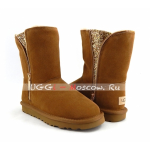 Ugg Women Short II MARICE - Chestnut