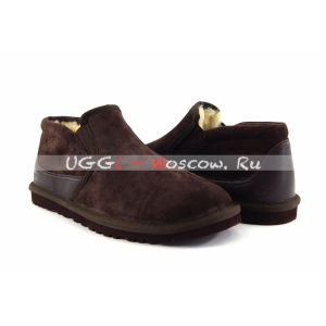 UGG Men Slip-On TASMAN II - Chocolate