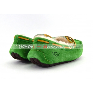 Ugg Women Moccasins Dakota - Green