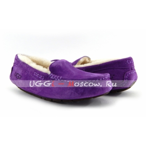 Ugg Women Moccasins Ansley - Purple