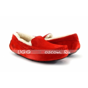Ugg Women Moccasins Ansley - Red