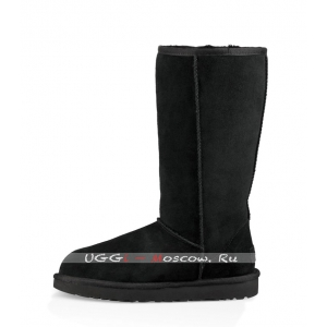 Ugg Classic Tall RUBBER Boot - Black