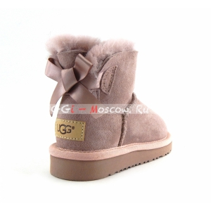 Ugg Kids Mini Bailey Bow II - Dusk