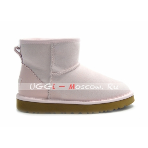 Ugg Women Classic Mini II Metallic - Pink