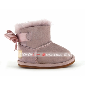 Ugg For Babies Bailey Bow - Dusk