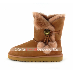 Ugg Women Bailey Button POM - Lantana