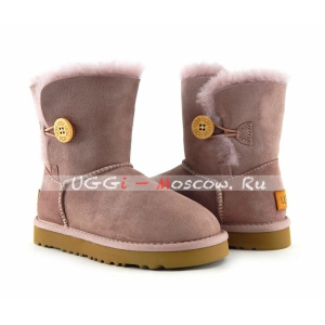 UGG Kids Bailey Button II - Dusk