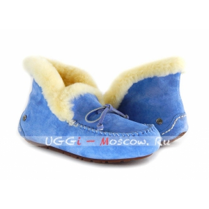 Ugg Moccasins Alena - Electric Blue