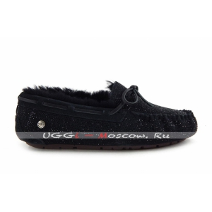Ugg Moccasins Dakota SEREIN - Black