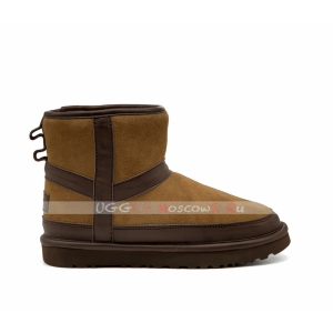 Ugg Classic Mini Boot Rock - Chestnut