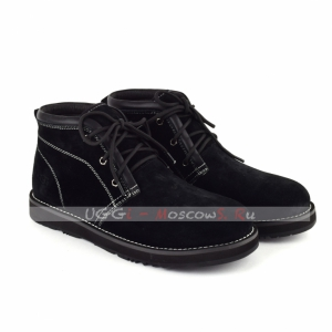 Ugg IOWA Men Boot - Black