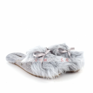Ugg Slipper SHAINE FLUFF - Grey