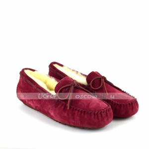 Ugg Moccasins Dakota - Red Wine