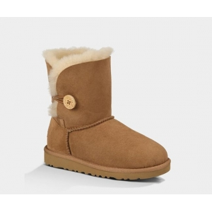 UGG Kids Bailey Button II - Chestnut