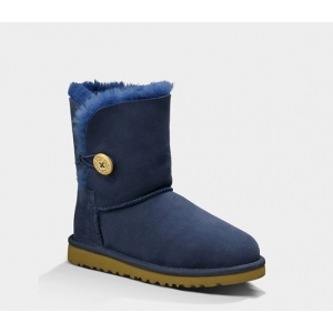 UGG Kids Bailey Button II - Navy