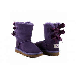 Ugg Kids Toddlers Bailey Bow - Violet