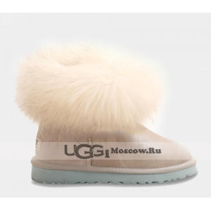 UGG Women With Fox Fur mini - I Do!