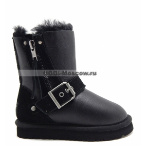 UGG Kids Blaise Metallic - Black