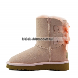 Ugg Kids Toddlers Bailey Bow - Pink