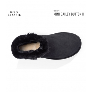 BAILEY BUTTON MINI II BLACK