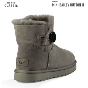 BAILEY BUTTON MINI II GREY