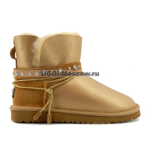 Ugg Women RENN Metallic - Soft Gold
