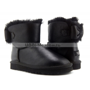 Ugg Women Mini NAVEAH Metallic - Black