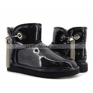 UGG & Jimmy Choo L&C - Black