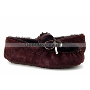 UGG Moccasins Ansley Rivers - Port