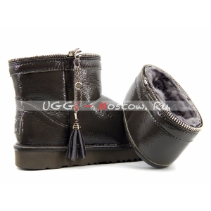 UGG & Jimmy Choo Zipper - Grey