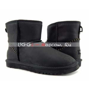Ugg Men Classic Mini DECO - Black