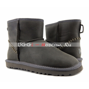 Ugg Men Classic Mini DECO - Grey