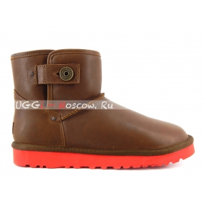 Ugg Men's BENI - Chestnut and Red