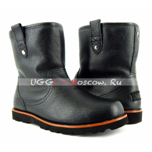 Ugg Men's Stoneman TL Leather - Black